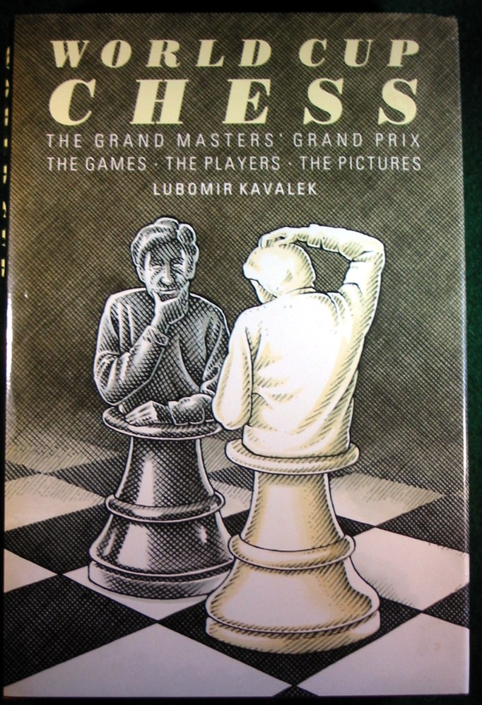 Image for WORLD CUP CHESS