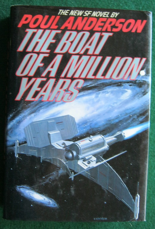 Image for THE BOAT OF A MILLION YEARS