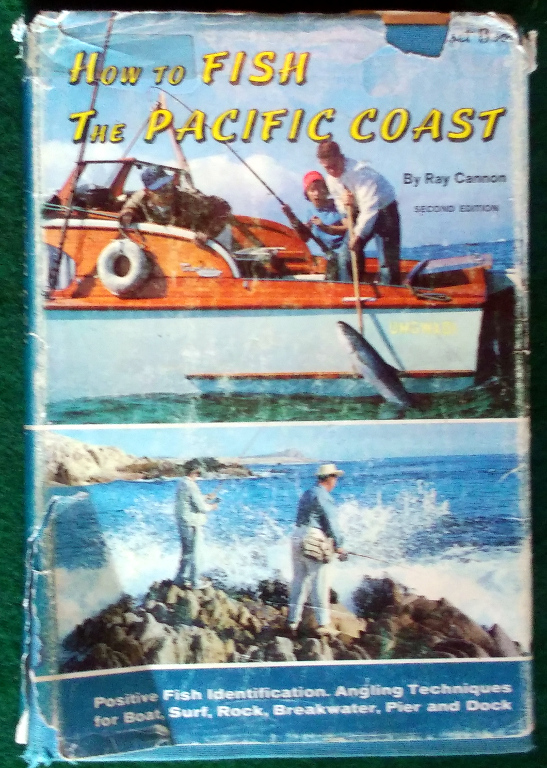 Image for HOW TO FISH THE PACIFIC OCEAN: A MANUAL FOR SALT WATER FISHERMEN