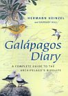 Image for GALAPAGOS DIARY: A COMPLETE GUIDE TO THE ARCHIPELAGO'S BIRDLIFE