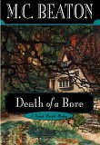 Image for DEATH OF A BORE (HAMISH MACBETH MYSTERIES)