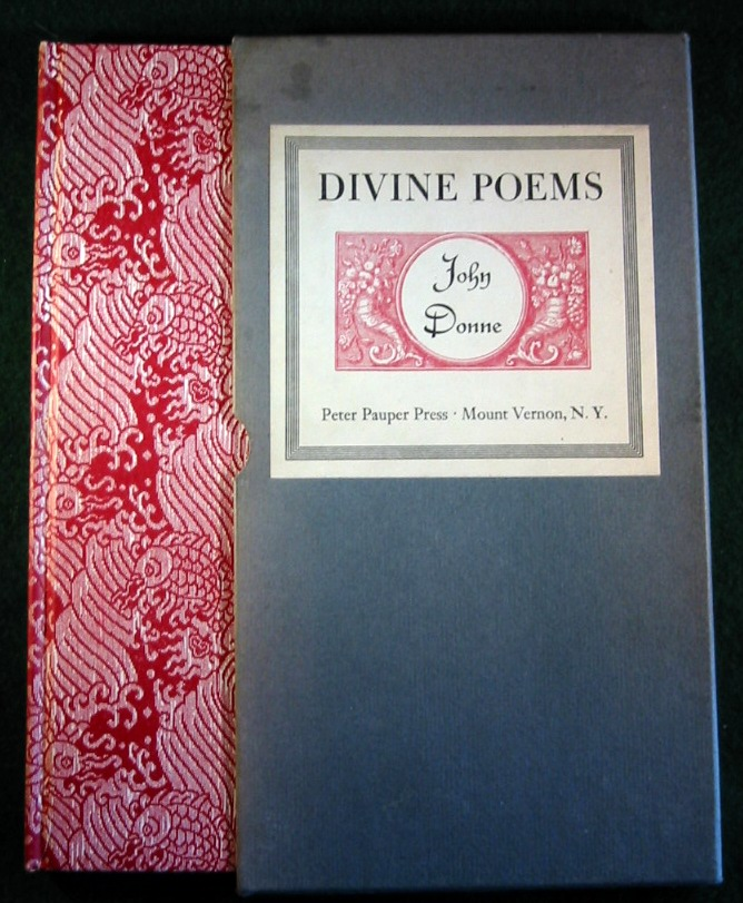 Image for DIVINE POEMS, DEVOTIONS, PRAYERS