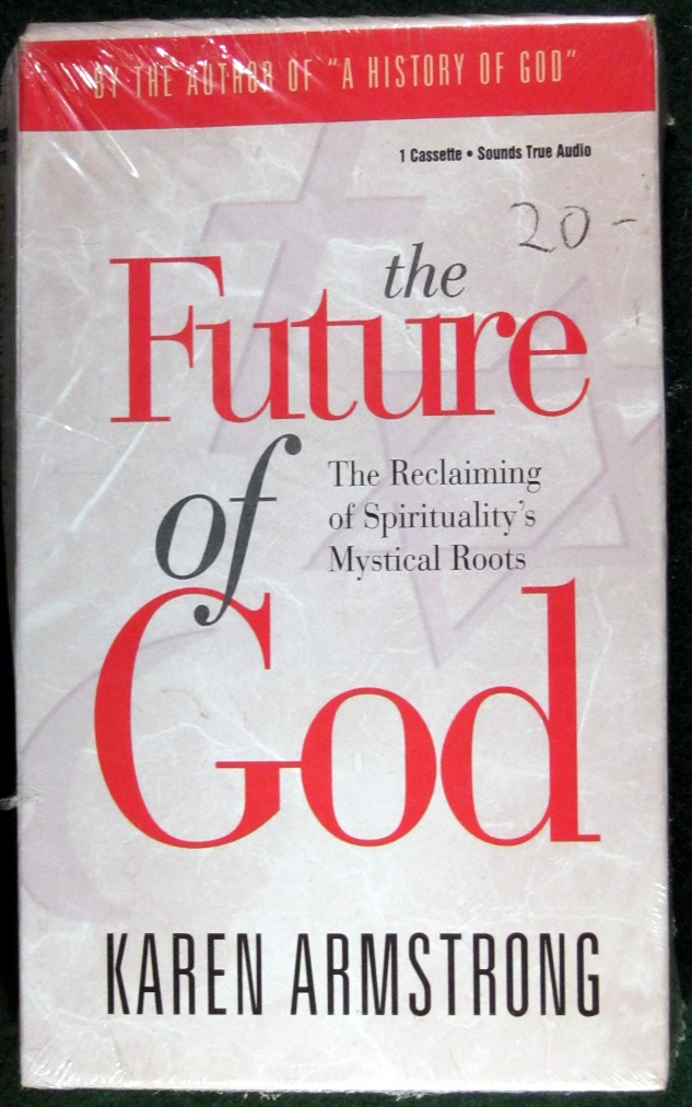 Image for THE FUTURE OF GOD: THE RECLAIMING OF SPIRITUALITY'S MYSTICAL ROOTS
