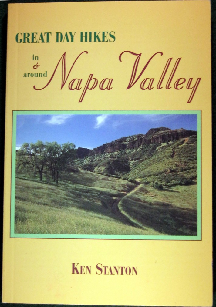 Image for GREAT DAY HIKES IN & AROUND NAPA VALLEY