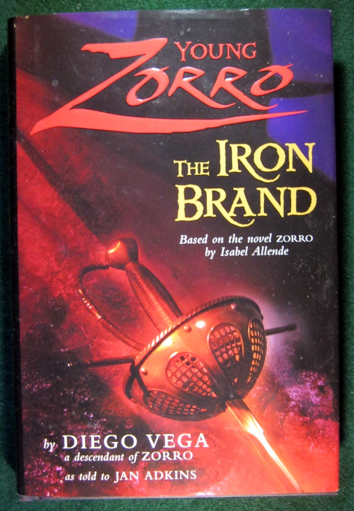 Image for YOUNG ZORRO: THE IRON BRAND