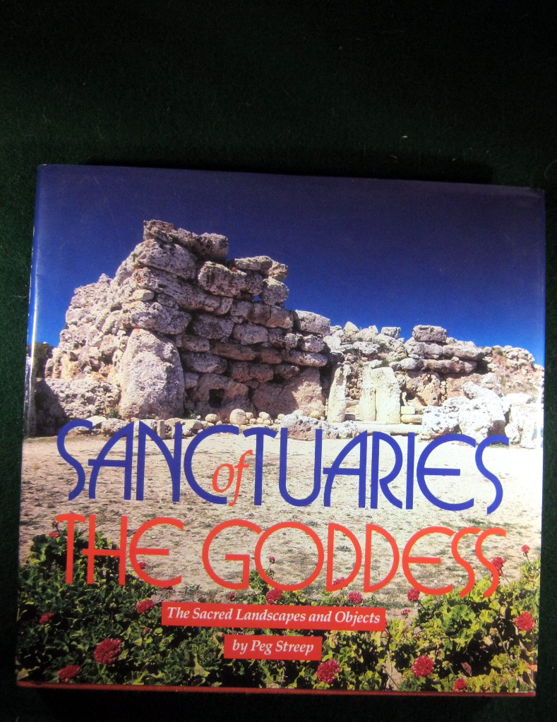 Image for SANCTUARIES OF THE GODDESS: THE SACRED LANDSCAPES AND OBJECTS