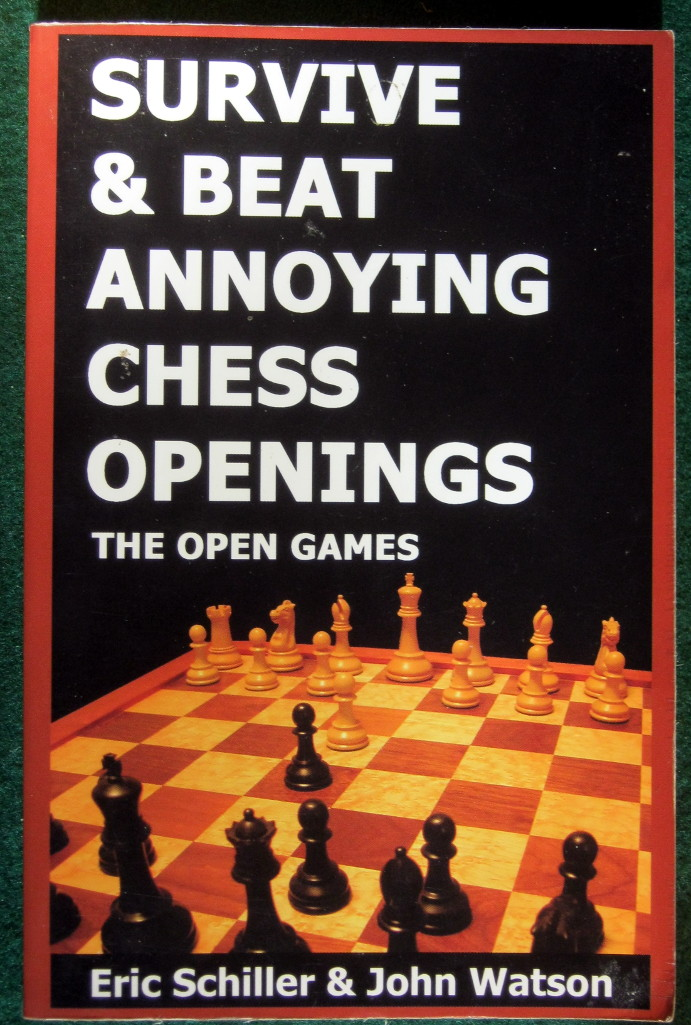 Image for SURVIVE & BEAT ANNOYING CHESS OPENINGS: THE OPEN GAMES