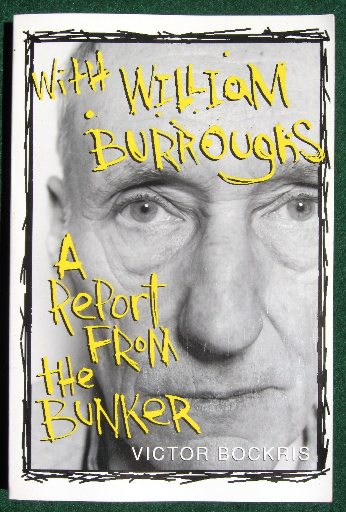 Image for WITH WILLIAM BURROUGHS: A REPORT FROM THE BUNKER