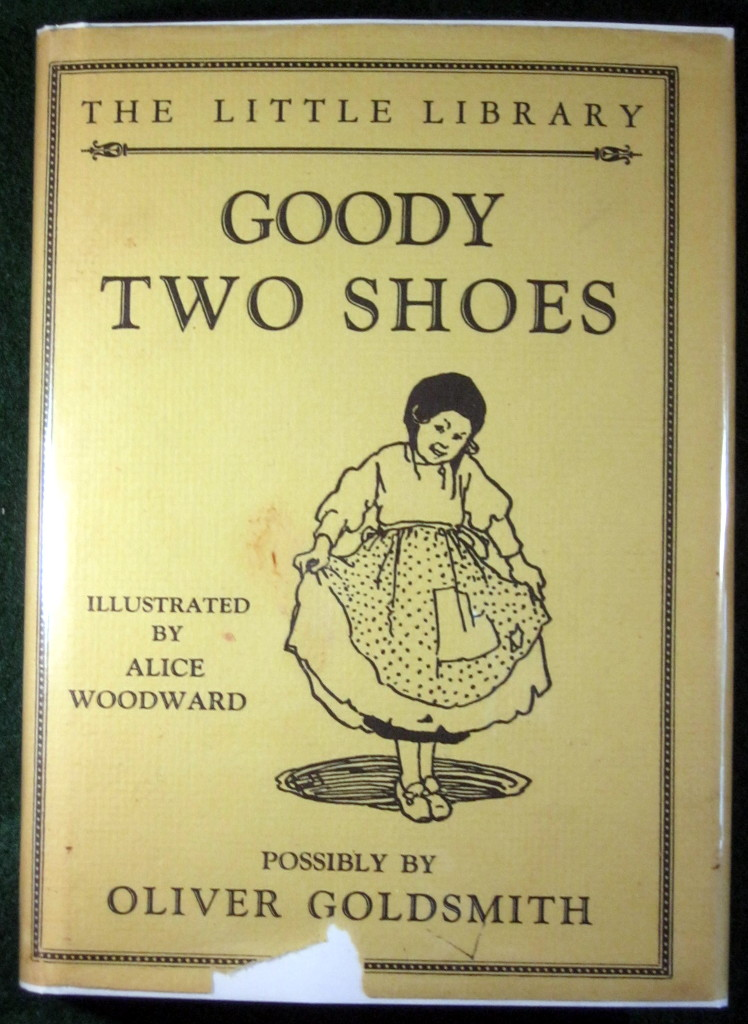 Image for THE HISTORY OF LITTLE GOODY TWO SHOES