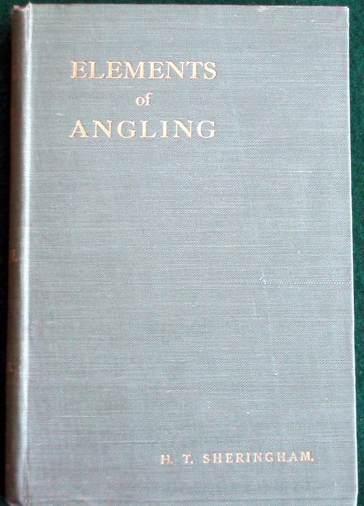 Image for ELEMENTS OF ANGLING: A BOOK FOR BEGINNERS