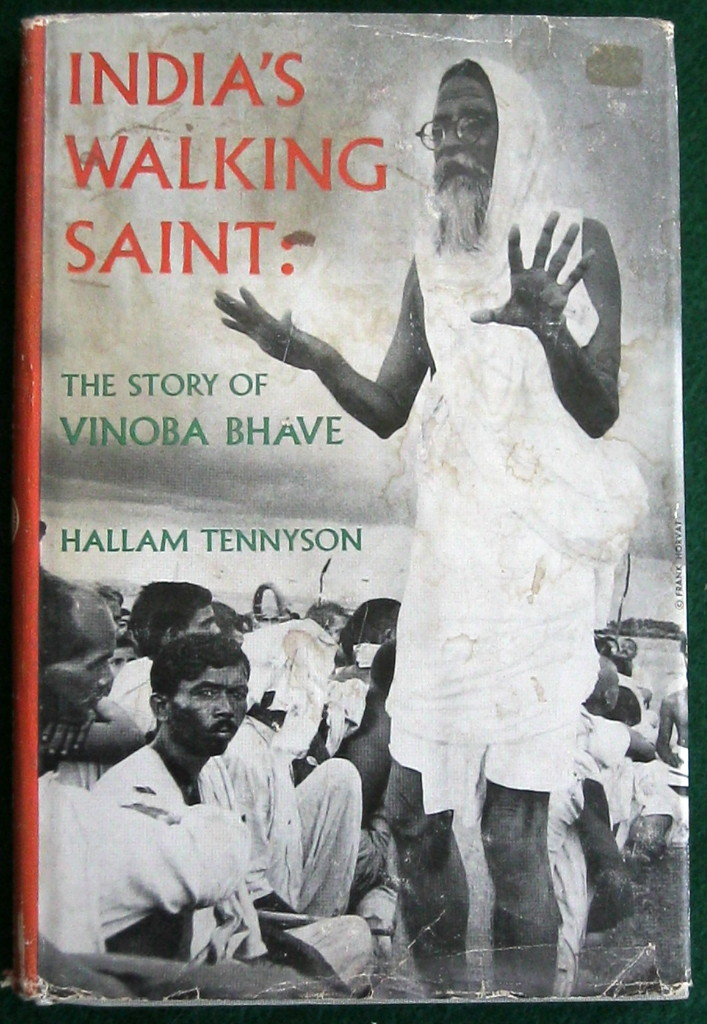 Image for INDIA'S WALKING SAINT: THE STORY OF VINOBA BHAVE