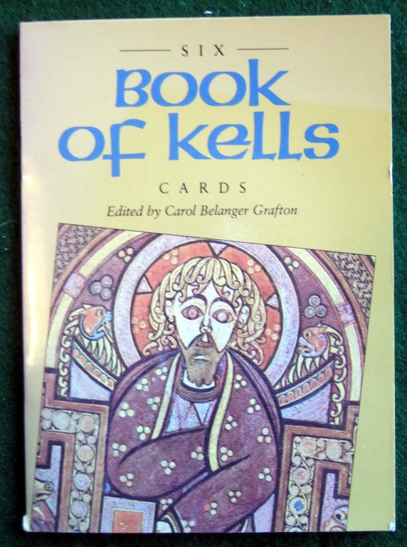 Image for SIX BOOK OF KELLS CARDS (SMALL-FORMAT CARD BOOKS)
