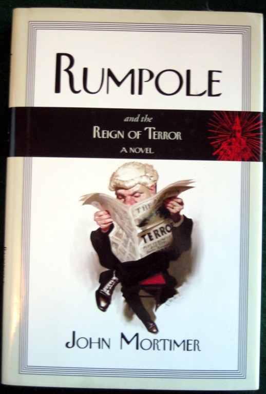 Image for RUMPOLE AND THE REIGN OF TERROR