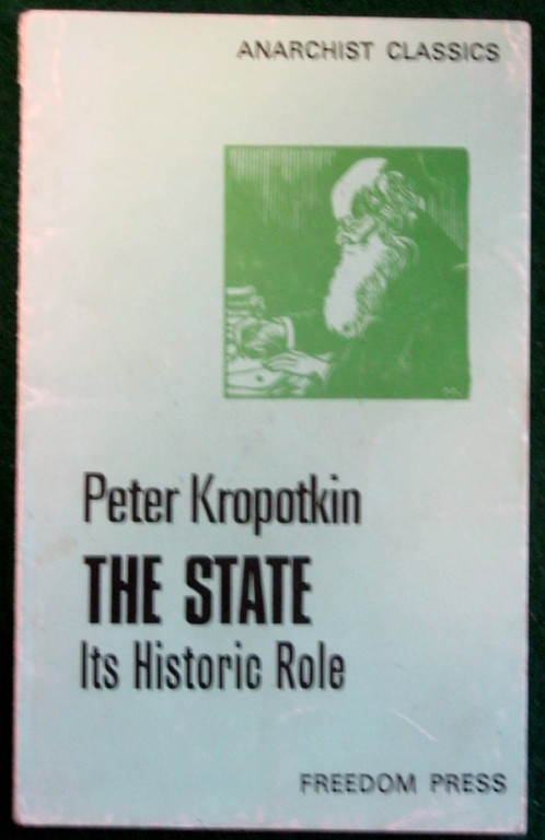 Image for THE STATE: ITS HISTORIC ROLE