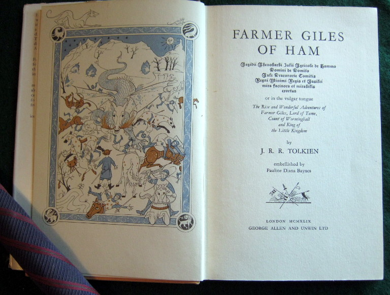 Image for FARMER GILES OF HAM