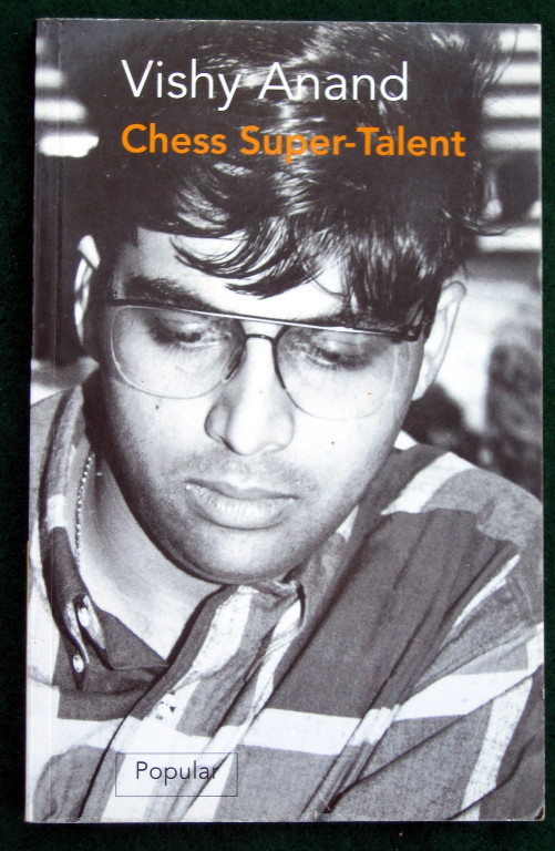 Image for VISHY ANAND: CHESS SUPER-TALENT