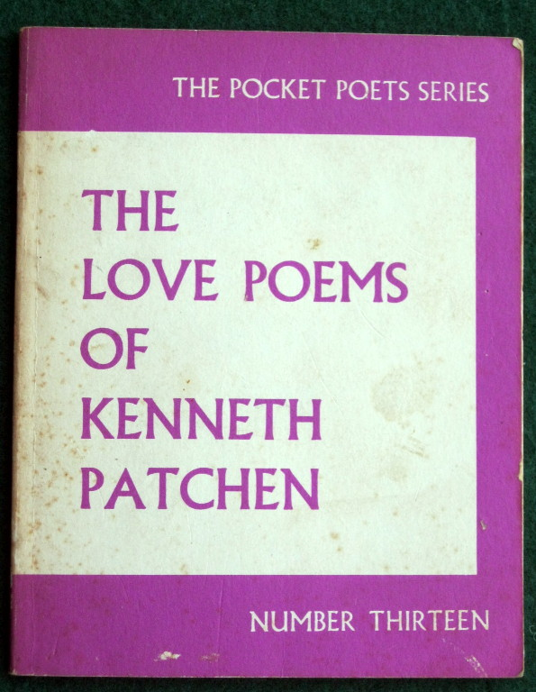 Image for THE LOVE POEMS OF KENNETH PATCHEN