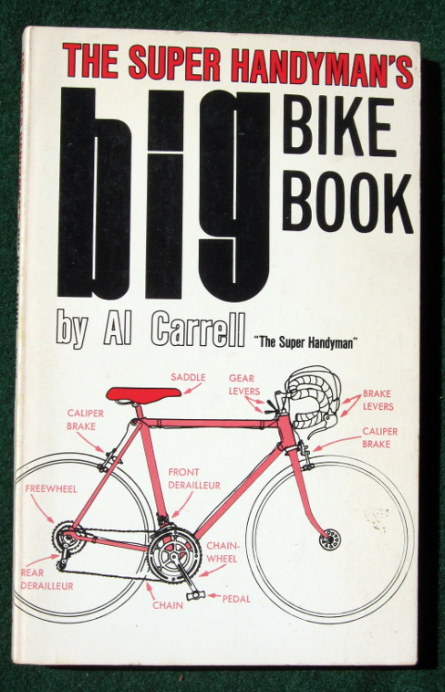 Image for SUPER HANDYMAN'S BIG BIKE BOOK