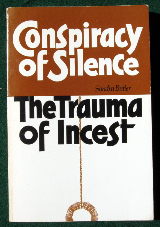 Image for CONSPIRACY OF SILENCE: THE TRAUMA OF INCEST