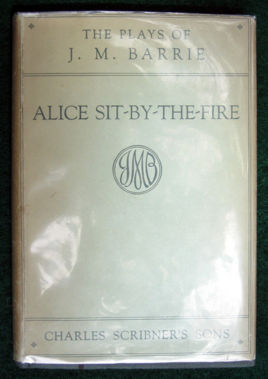 Image for ALICE SIT-BY-THE-FIRE
