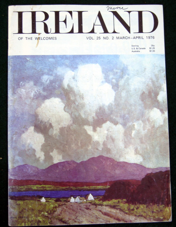 Image for IRELAND OF THE WELCOMES: VOL. 25, NO. 2 (MARCH-APRIL 1976)