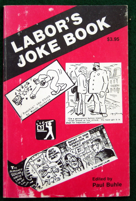 Image for LABOR'S JOKE BOOK
