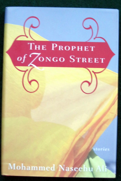 Image for THE PROPHET OF ZONGO STREET: STORIES