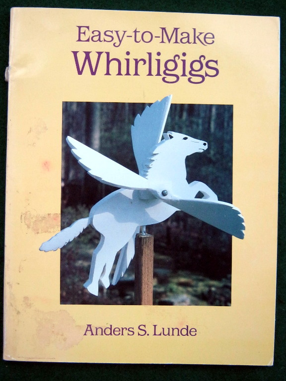 Image for EASY-TO-MAKE WHIRLIGIGS
