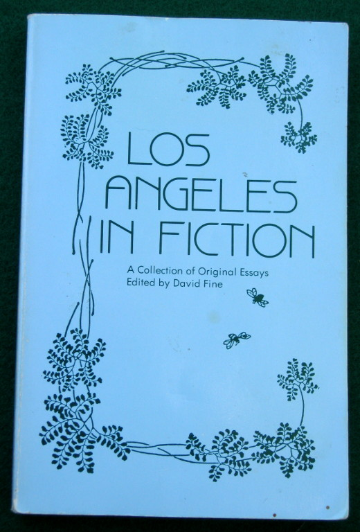 Image for LOS ANGELES IN FICTION: A COLLECTION OF ORIGINAL ESSAYS