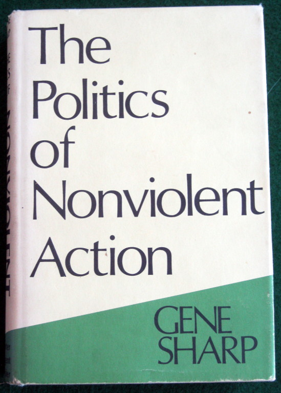 Image for THE POLITICS OF NONVIOLENT ACTION