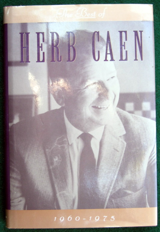 Image for THE BEST OF HERB CAEN: 1960-1975