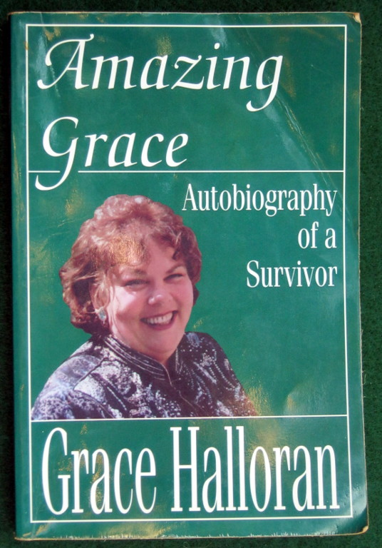 Image for AMAZING GRACE: AUTOBIOGRAPHY OF A SURVIVOR
