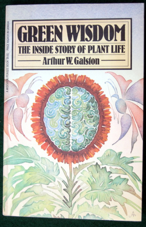 Image for GREEN WISDOM: THE INSIDE STORY OF PLANT LIFE