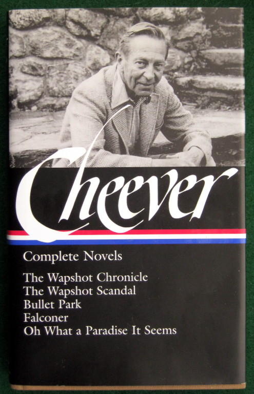 Image for JOHN CHEEVER: COMPLETE NOVELS