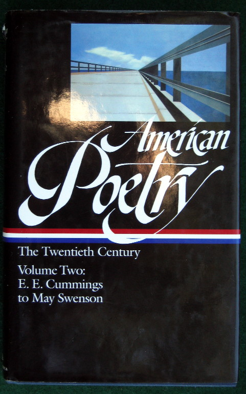 Image for AMERICAN POETRY : THE TWENTIETH CENTURY, VOLUME 2 : E.E. CUMMINGS TO MAY SWENSON
