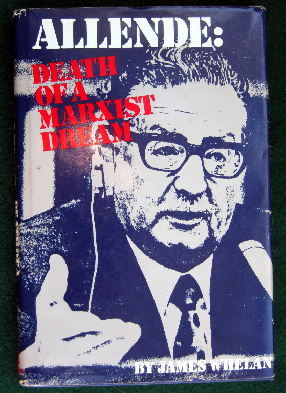 Image for ALLENDE: DEATH OF A MARXIST DREAM