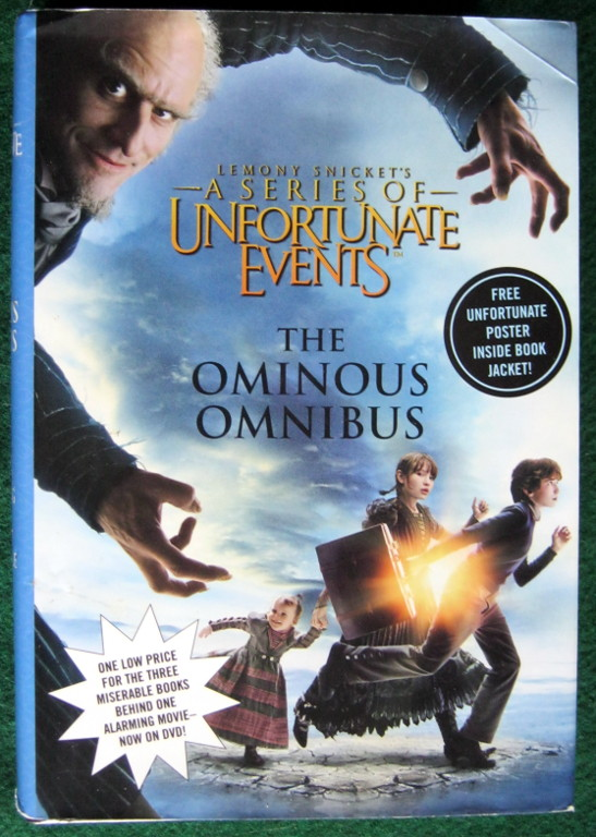 Image for A SERIES OF UNFORTUNATE EVENTS: THE OMINOUS OMNIBUS