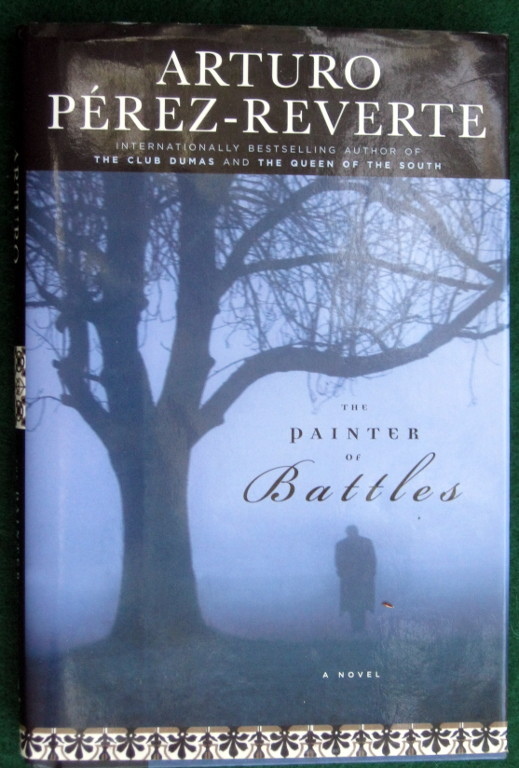 Image for THE PAINTER OF BATTLES: A NOVEL