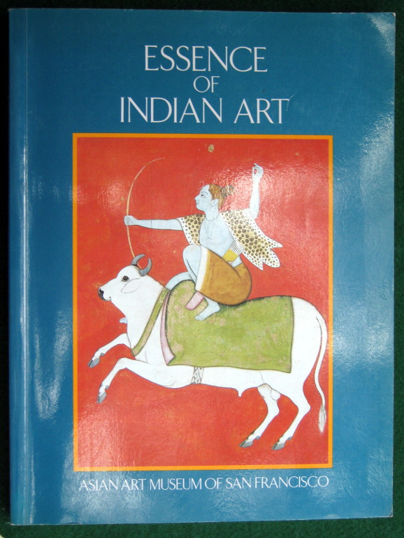 Image for ESSENCE OF INDIAN ART