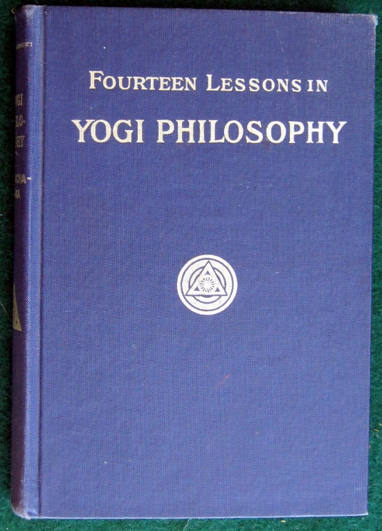 Image for FOURTEEN LESSONS IN YOGI PHILOSOPHY