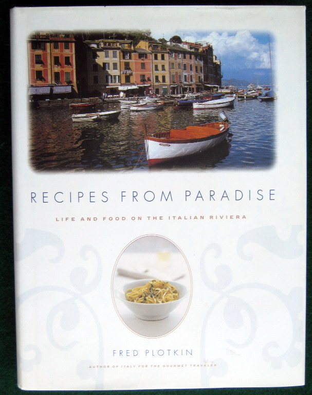 Image for RECIPES FROM PARADISE: LIFE & FOOD ON THE ITALIAN RIVIERA