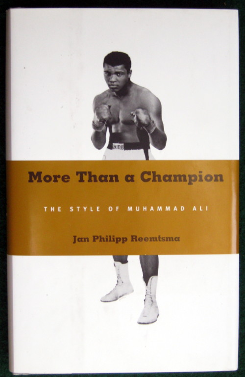 Image for MORE THAN A CHAMPION: THE STYLE OF MUHAMMAD ALI