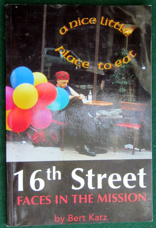 Image for 16TH STREET: FACES IN THE MISSION