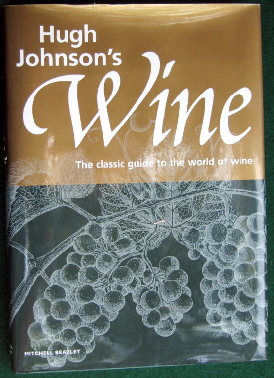 Image for HUGH JOHNSON'S WINE: THE CLASSIC GUIDE TO THE WORLD OF WINE