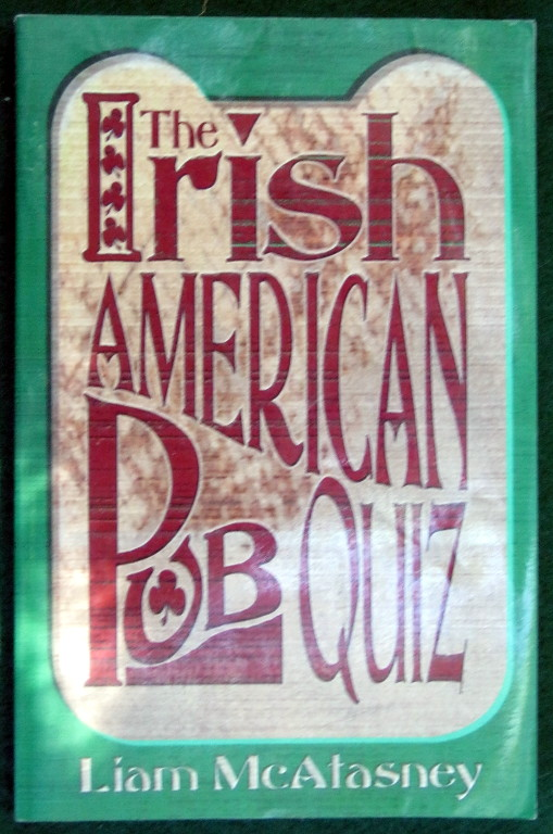 Image for THE IRISH AMERICAN PUB QUIZ