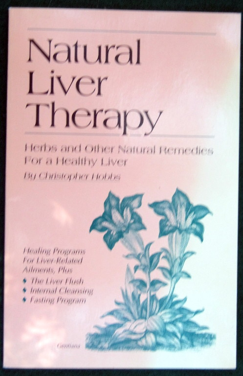 Image for NATURAL LIVER THERAPY: HERBS AND OTHER NATURAL REMEDIES FOR A HEALTHY LIVER
