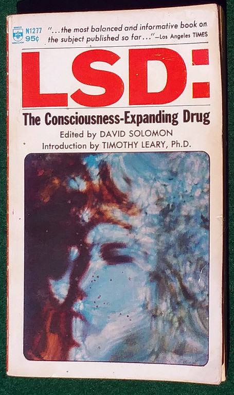 Image for LSD: THE CONSCIOUSNESS-EXPANDING DRUG
