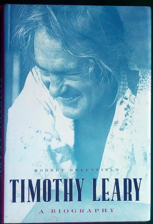 Image for TIMOTHY LEARY: A BIOGRAPHY