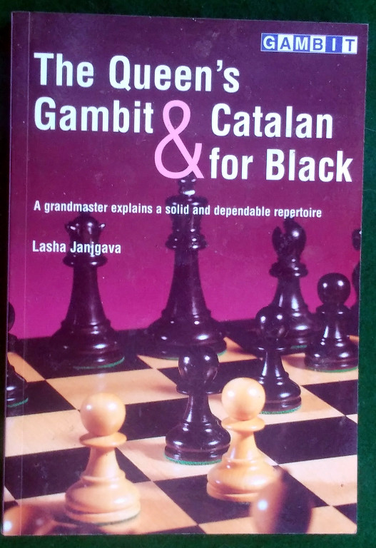 Image for THE QUEEN'S GAMBIT & CATALAN FOR BLACK