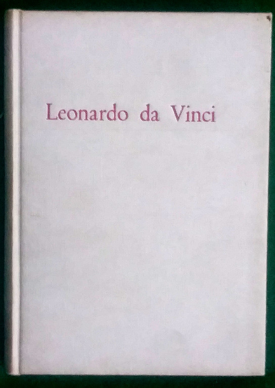 Image for THE PAINTINGS OF LEONARDO DA VINCI